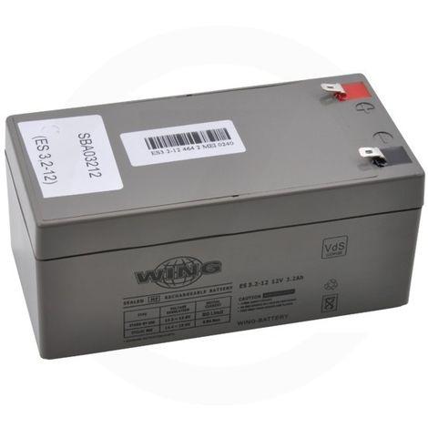 Batterie 12V 3,2Ah - Universel