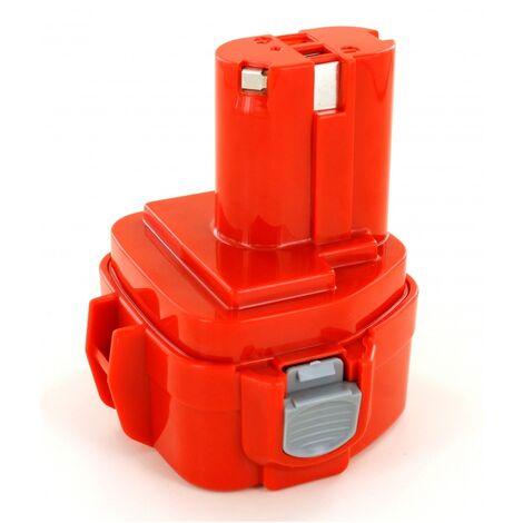 Batterie 12V 3Ah NiMh compatible MAKITA 1235