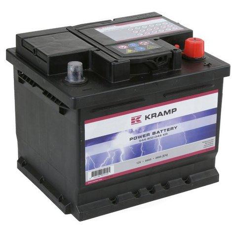 Batterie 12V 44Ah 440A - Universel