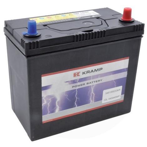 Batterie 12V 45Ah 330A - Universel