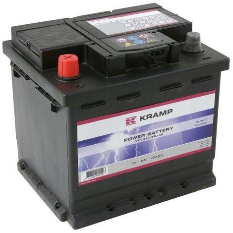 Batterie 12V 45Ah 400A - Universel
