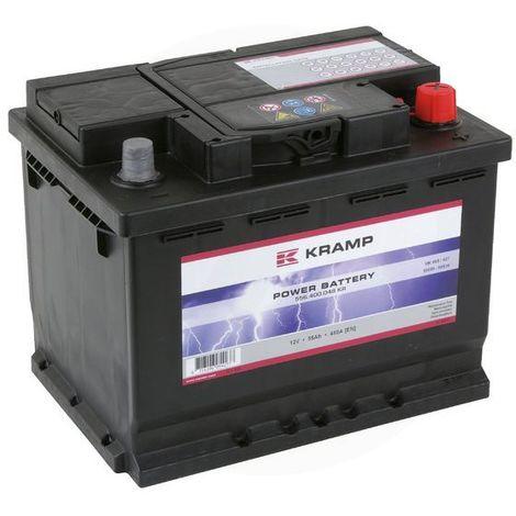 Batterie 12V 56Ah 480A - Universel