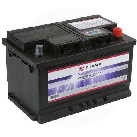 Batterie 12V 68Ah 570A - Universel