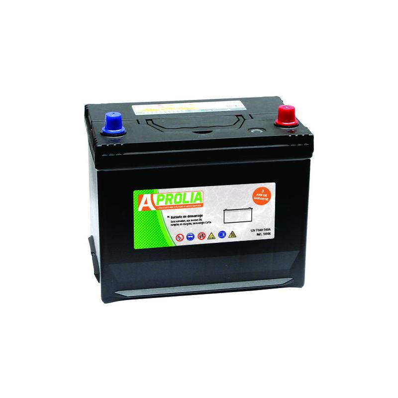Batterie 12V 70Ah 560A - Universel