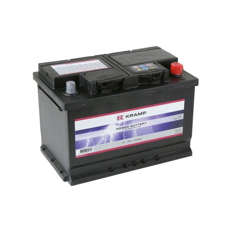 Universel - Batterie 12V 70Ah 640A