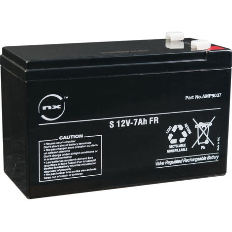Batterie 12V 7.0Ah EFF - 718004