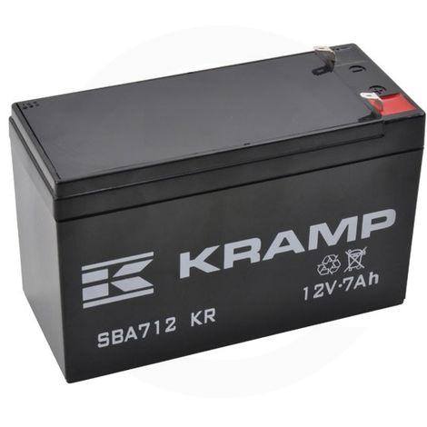 Batterie 12V 7Ah - Universel