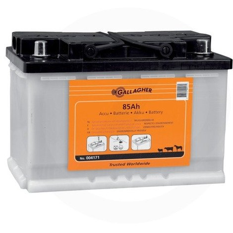 Batterie 12V 85Ah - Gallagher