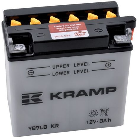 Batterie 12V 8Ah 90A - Universel