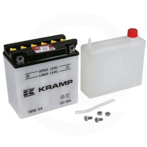 Batterie 12V 9Ah 90A - Universel
