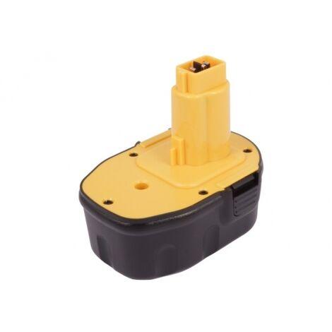 Batterie 14.4V 3Ah pour outillage portatif DEWALT type DE9091