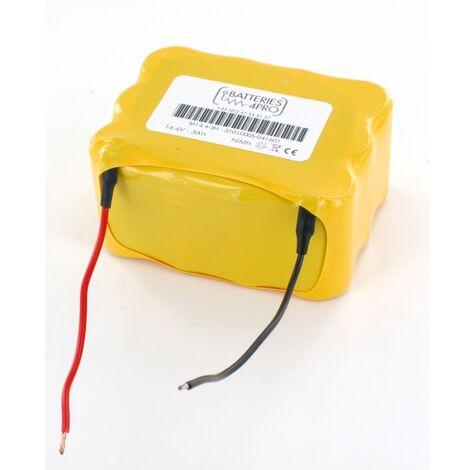Batterie 14.4V NiMh pour Aspirateur Bosch Move BBHMOVE2 /01