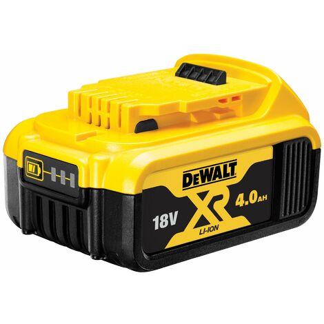 Batterie -18 V 4 Ah Li-Ion - XR - DEWALT, DCB182-XJ