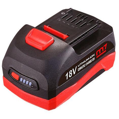 Batterie 18 V 5 Ah pour machines M7 - DB1850