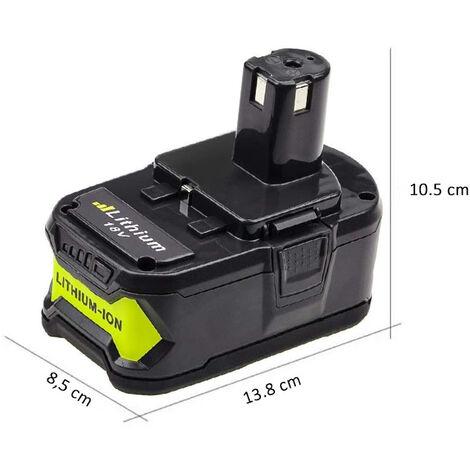 Batterie 18V 4,0Ah Compatible Ryobi One+ au Lithium 4000mAh Hobby Tech