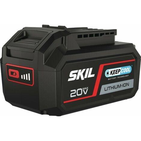 "main image of ""Batterie 18v 4ah keep cool SKIL"""