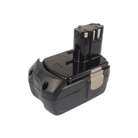 """main image of """"Batterie 18V 4Ah Li-ion BCL1840 pour Hitachi C 18DL"""""""