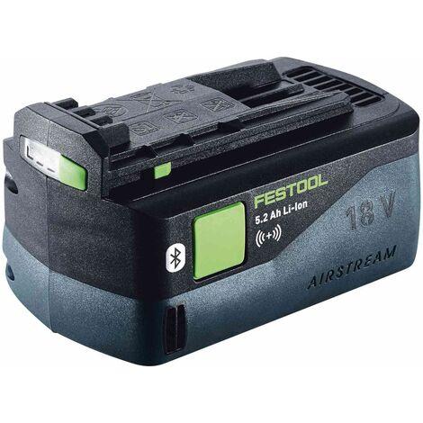 Batterie 18V 5.2Ah FESTOOL - BP 18 Li 5,2 AS-ASI - 202479