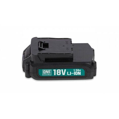 Batterie 18V Li-ion 1.5Ah