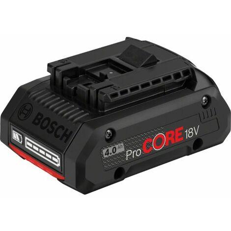 Batterie 18V Li-ion 4.0Ah Procore BOSCH - 1600A016GB
