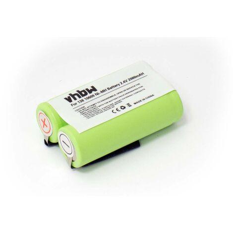 Batterie 2000mAh pour rasoir Philips Philishave HQ6720, HQ6730, HQ6740, HQ7742, HQ7760, HQ7780, HQ8845, HQ8850, HQ8865, HS930 etc