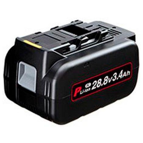 Batterie 28,8V - 3,4 Ah Li-ion pour machines Panasonic - EY9L84B - Alsafix