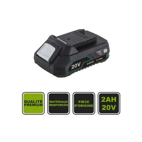 Batterie 2Ah Li-Ion 20V