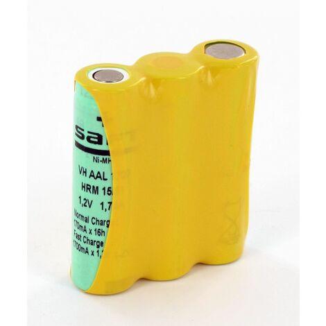 Batterie 3.6V 1,7Ah pour Niveau laser SPIDER FL 50 METLAND GEO FENNEL