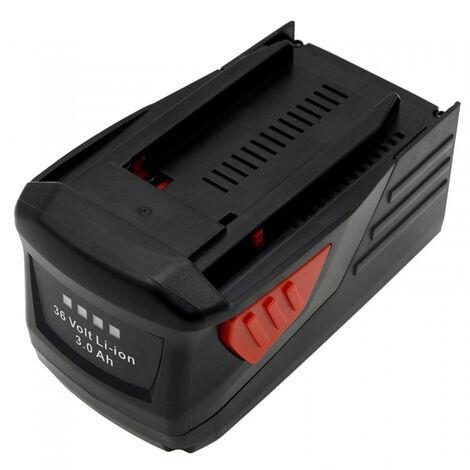 Batterie 36V 3Ah Li-ion B36 pour HILTI TE6-A Li