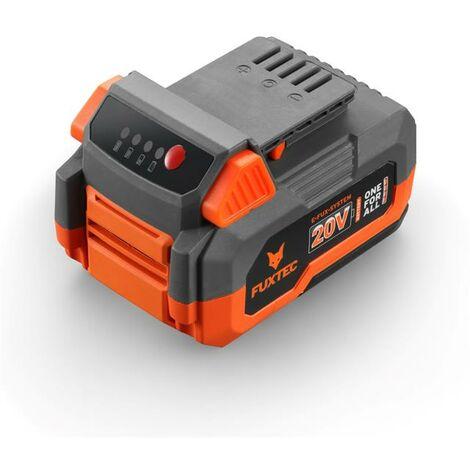 Batterie 4Ah 20V FUXTEC FX-E1B4AH