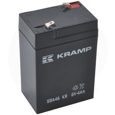 Batterie 6V 4Ah - Universel