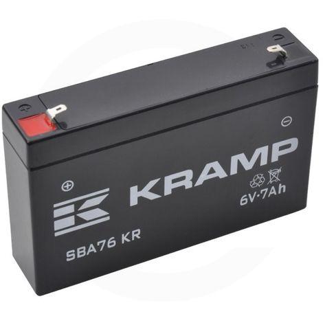 Batterie 6V 7Ah - Universel
