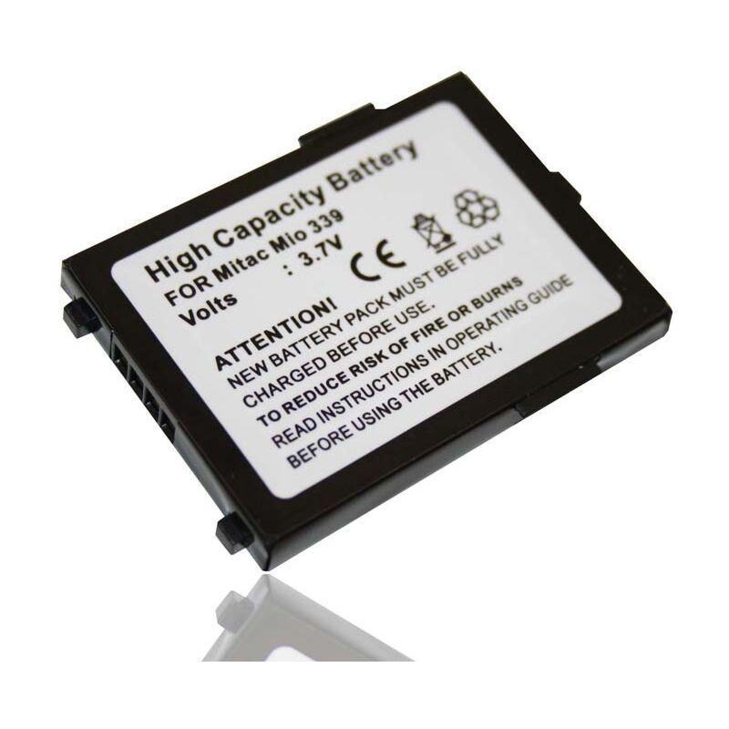 Vhbw - Batterie (850mAh) pour Yakumo Delta 400 GPS / ROVER P4 / VIEWSONIC V36