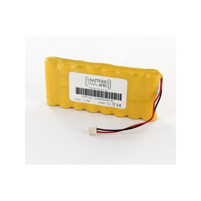 Batterie 12V 0.7Ah pour BAAS MAFLASH Neutronic SBMaFlash