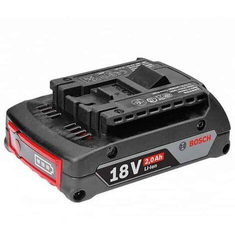 Batterie à glissière 18V HD Li-Ion 3,0 Ah - BOSCH GBA18V 3Ah