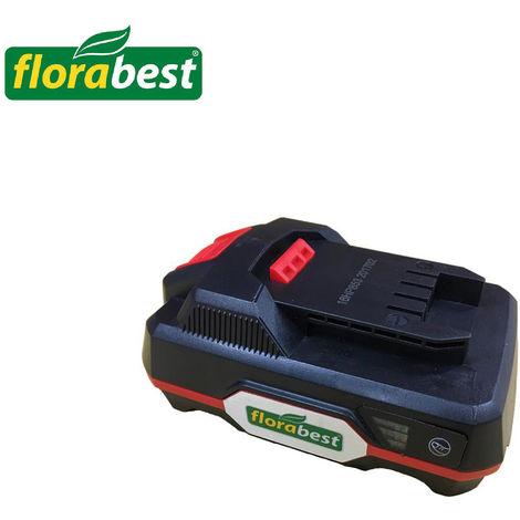 Batterie/accu FAP 20 A2 AKKU tondeuse à gazon Florabest FRTA 20 A1