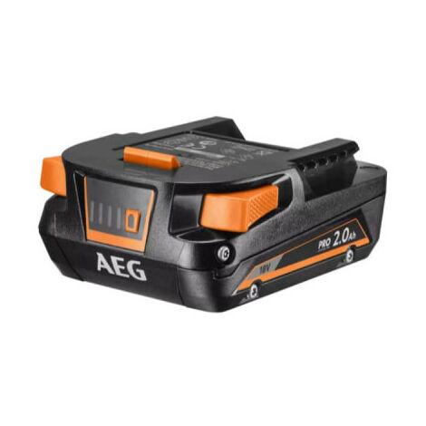 Batterie AEG 18V Lithium-ion 2.0Ah L1820S