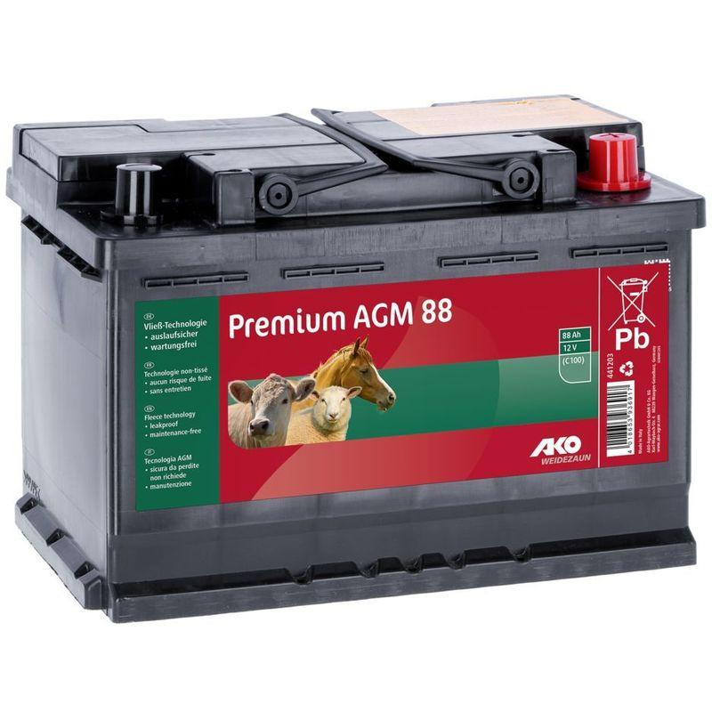 Batterie AGM Premium 88 Ah AKO 441203
