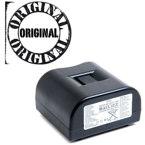 Batterie Alarmsystem DAITEM BATLI22 3.6V 13Ah