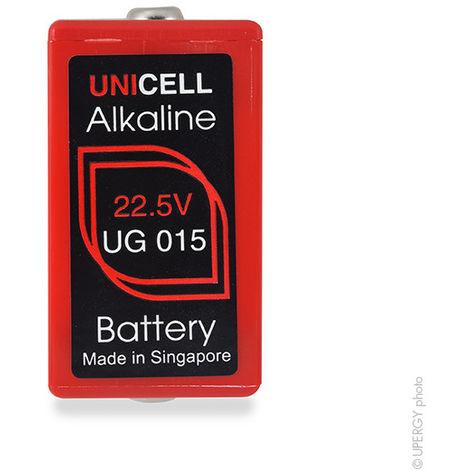 Batterie alkaline PX72-15F20 22.5V 100mAh