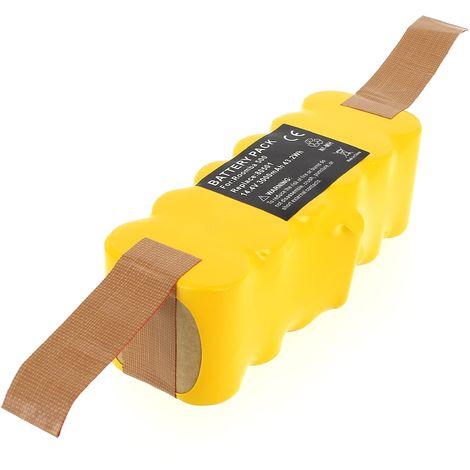 Batterie aps 14,4v 3000mah pour Aspirateur Irobot