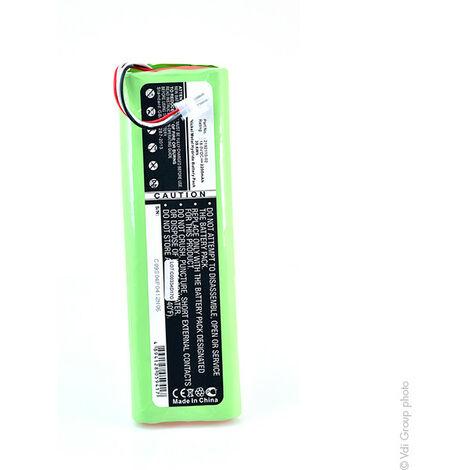 Batterie aspirateur 18V 2.2Ah - 2192110-02 ; 219211002