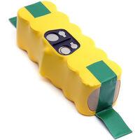 Batterie aspirateur iRobot 14.4V 3Ah - 11702 ; 80501 ; VAC-500NMH-33 ; GD-ROOMBA