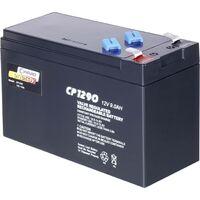Batterie au plomb 12 V 9 Ah Conrad energy sans entretien A37093