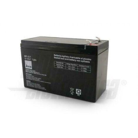 Batterie au plomb-acide rechargeable 12v 7. 0ah bpl12-7