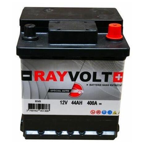 "main image of ""Batterie auto RAYVOLT RV0 44AH 400A"""
