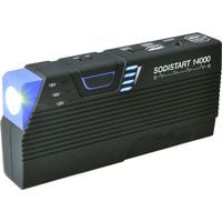 Batterie Auto Starter CHARGEUR BOOSTER MINI 14000 - S04000