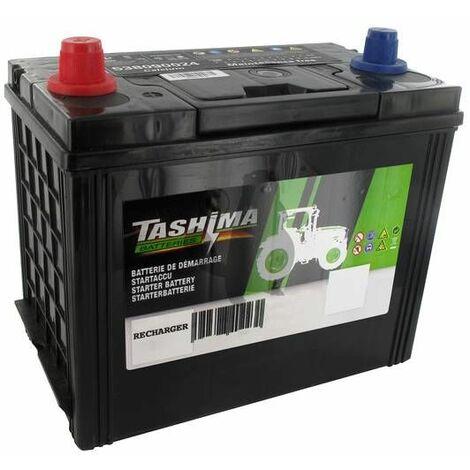 Batterie autoportée Countax / Westwood 12V - 38Ah
