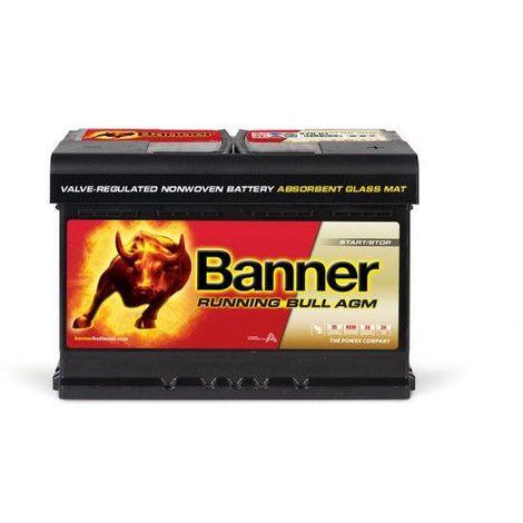 Batterie Banner Running Bull 57001 AGM 12v 70ah 720A