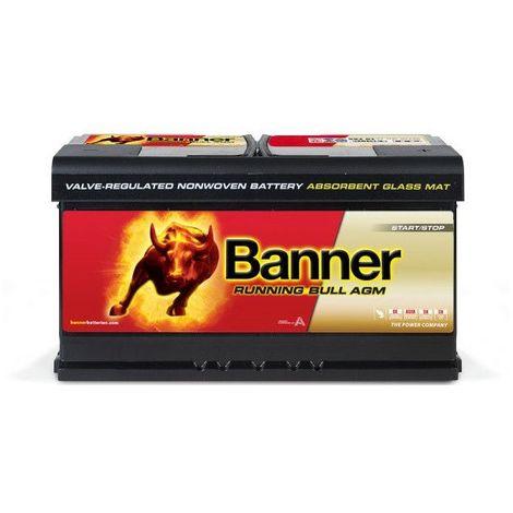 Batterie Banner Running Bull 59201 AGM 12v 92ah 850A